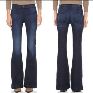 HUDSON Taylor High Waist Flare Jean's Size 30